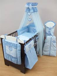 Nursery Bedding And Curtains 16 Pcs Baby Bedding Set Nappy Bag Cot Tidy Wrap Curtains Fits Cot