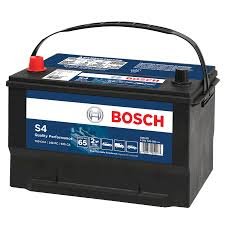 passenger car batteries bosch auto parts
