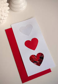 holidays diy valentines day make diy day s cards using recycled magazines