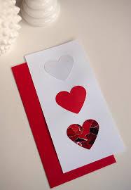 make diy valentine day u0027s cards using recycled magazines