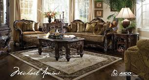 Graceful Victorian Living Room  Victorian Living Room - Victorian living room set