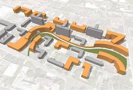 Residential Plan North Campus Residential District Plan