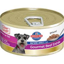 hill u0027s science diet mature small breed gourmet dog food 1800petmeds