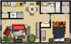 one bedroom floor plan arbor park floor plans