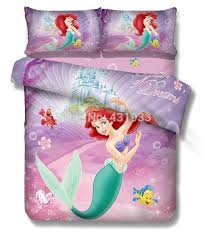 Cheap Full Bedding Sets by Online Cheap The Little Mermaid 100 Cotton Twin Full Bedding Sets
