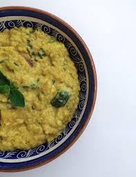 comment cuisiner les lentilles corail curry de lentilles corail patate douce courgette épinards