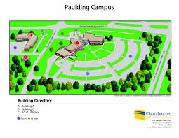 Georgia State University Campus Map by Chattahoochee Technical College A Unit Of The Technical College