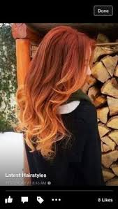brown and blonde ombre with a line hair cut a line hair cut blonde hair with light blonde and copper