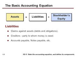 the basic accounting equation tessshlo