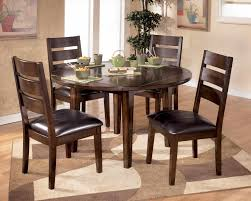 round dining room chairs designs caruba info furniture glass table dark wood round leetszonecom best ideas dark round dining room chairs designs wood