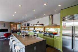 green kitchen islands cool ceiling kitchen lighting square kitchen island with