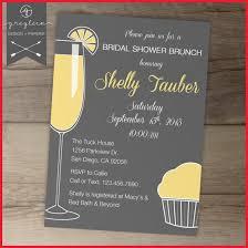 bridal shower brunch invitation mimosa brunch invitations collection of wedding planning