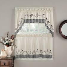 curtain ideas for kitchen curtain curtains at walmart for