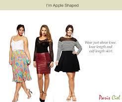how to dress the adorable apple body shape paris ciel en