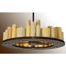 Lighted Ceiling Casablanca Candelier Ceiling Fan