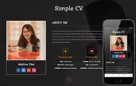 web resume exles unique personal resume website template also personal website