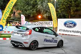 When Did The Ford Fiesta Come Out Driven 2016 Ford Fiesta St200 Autoevolution