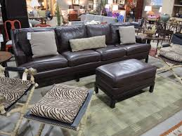 Mcguire Seams To Fit Home - Leather sofa portland 2
