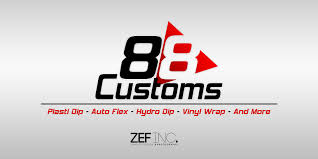 ralliart logo eighty eight customs logo design by zefsdead on deviantart