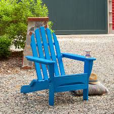 Recycled Plastic Adirondack Chairs Buy Polywood Classic Adirondack Chair Premium Poly Patios