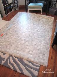 vinyl flooring bathroom ideas how to install a sheet vinyl floor decor adventures