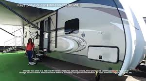 keystone cougar half ton 29rkswe youtube