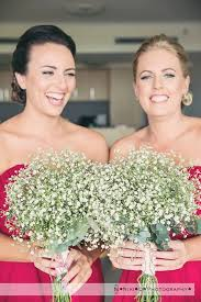 Baby S Breath Bouquets Wendys Flowers And Event Hire Gallery Brides
