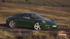 porsche 911 irish green porsche road trip celebrates the one millionth 911 motoring com au