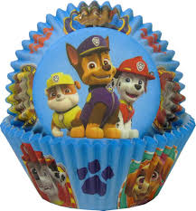 Paw Patrol Cake Decorating Supplies Candyland Crafts