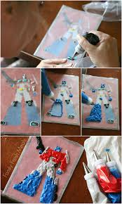 transformers cake toppers image topper your photo frame frosting easy cake decorating with frosting transfers family fresh meals