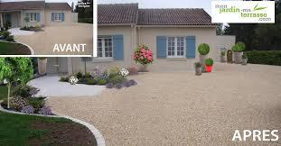 idee deco jardin japonais idée d u0027aménagement d u0027une entrée de maison monjardin materrasse com