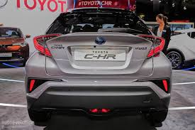 toyota c suv toyota c hr crossover priced from 20 995 to 27 995 in the uk