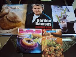 livre de cuisine gordon ramsay gâteau croustillant au café et aux amandes de gordon ramsay
