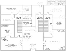 Floor Plan Of White House First Floor Floorplan The Western White House Whitehouse Org