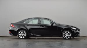 used lexus hybrid sedan used lexus is 300h executive edition 4dr cvt auto black