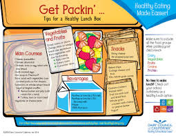 tips for a healthy lunchbox lunch ideas for kids