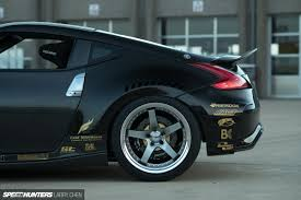 nissan 370z custom just for fun chris forsberg u0027s 370z speedhunters