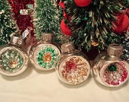 vintage ornaments etsy