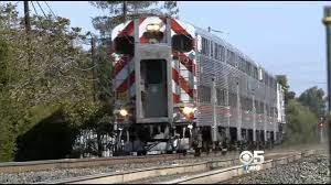 caltrain service disrupted after strikes in palo alto