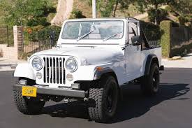 postal jeep wrangler hemmings find of the day 1984 jeep cj8 scrambler hemmings daily