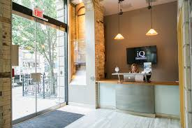 iq office shared office space in toronto