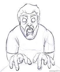 sketch code zombie u2014 weasyl