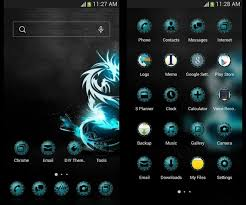 best themes for android apk download site 8 best android themes ubergizmo