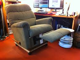 Recliner Computer Desk by Lazy Boy Office Chair Recliner 3993