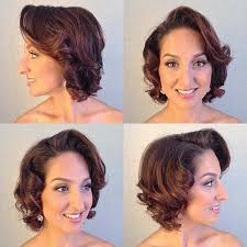 vintage hairstyles for weddings 31 wedding hairstyles for short to mid length hair page 2 of 3