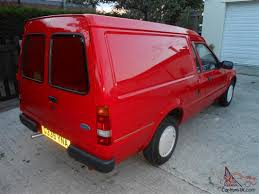 escort van mk4 gen 65 000 mls totally original exceptional