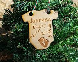 personalized ornament customized ornament personalized