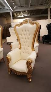 throne chair rental nyc the king throne chair in velvet with gold wood finish is one