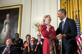 file barack obama presents presidential medal freedom