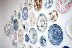 Decorative Plates For Wall Plastic Plate Wall Home Decor Wall